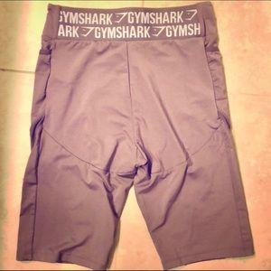 Like New GymShark biker shorts